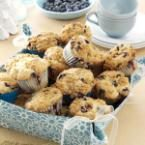 Lemon-Streusel Blueberry Muffins Photo