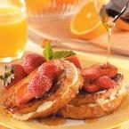 Strawberry Cheesecake French Toast Photo