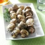 Contest-Winning Grilled Mushrooms Photo
