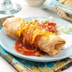 Beef Chimichangas Photo