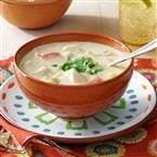 Mexican Chicken Corn Chowder
