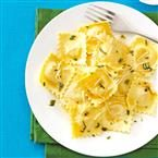 Sage & Browned Butter Ravioli