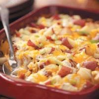 Twice-Baked Potato Casserole Photo