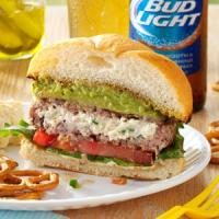 Jalapeno Popper Burgers Photo