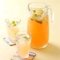 Fresh Peach Lemonade Photo