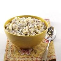 Makeover Loaded Baked Potato Salad Photo