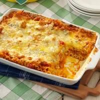 Buffalo Chicken Lasagna Photo