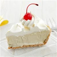 Root Beer Float Pie Photo