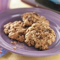 Chewy Oatmeal Raisin Cookies Photo