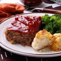 Moist & Savory Meat Loaf Photo