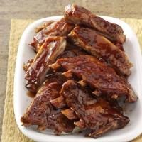 Potluck Spareribs Photo