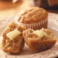Brown Sugar Oat Muffins Photo