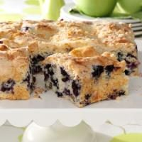 Blueberry Streusel Coffee Cake Photo