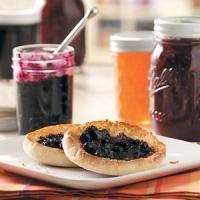 Cinnamon Blueberry Jam Photo