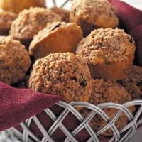 Pumpkin Oat Muffins Photo
