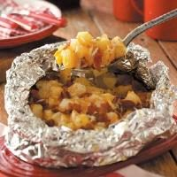 Three-Cheese Potatoes Photo