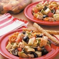 Tortellini Chicken Salad Photo
