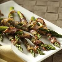 Bacon-Wrapped Asparagus Photo