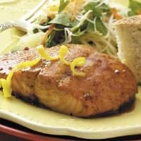 Double K Grilled Salmon Photo
