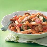Roasted Vegetable Penne Bake Photo