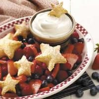 Stars and Stripes Forever Dessert Photo