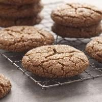 Giant Molasses Cookies Photo