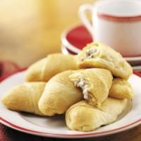Contest-Winning Beef Stuffed Crescents Photo
