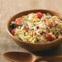 Summer Garden Couscous Salad Photo