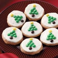 Crisp Lemon Tea Cookies Photo