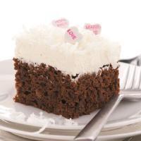 True Love Chocolate Cake