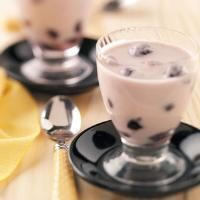 Cherry Yogurt Photo