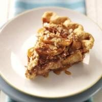 Makeover Caramel-Pecan Apple Pie Photo