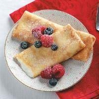 Gluten-Free Breakfast Blintzes Photo