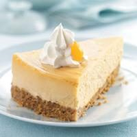 Aunt Ruth's Famous Butterscotch Cheesecake Photo