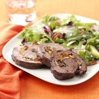 Tenderloin with Cremini-Apricot Stuffing Photo