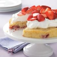Lemon-Berry Shortcake Photo