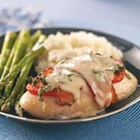 Caprese Chicken with Bacon Photo