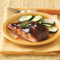 Orange Salmon Photo