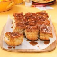 Easy Molasses Sticky Buns Photo