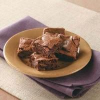 Makeover Pick-Me-Up Cream Cheese Brownies Photo