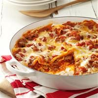 One Skillet Lasagna Photo