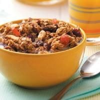Fruit 'n' Nut Granola Photo