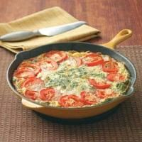 Potato & Bacon Frittata Photo