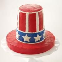 Uncle Sam's Crispy Treat Cake Photo