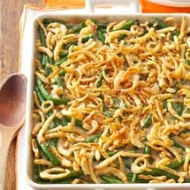 Green Bean Casseroles