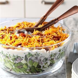 12-Hour Salad Recipe