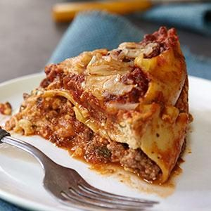 Kraft® Slow-Cooker Lasagna Recipe