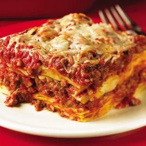 Lazy Beef Lasagna Recipe