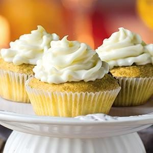 Pineapple Cinnamon Cupcakes Recipe