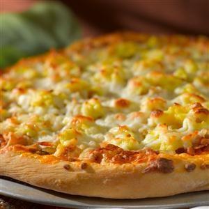 Scrambled Egg Pizza Recipe